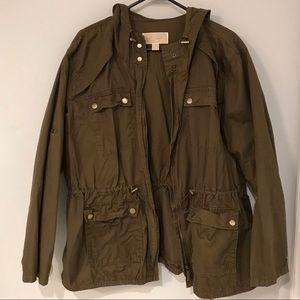 Michael Korks Military Jacket
